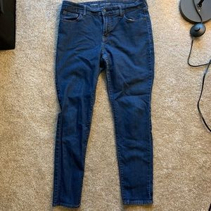 Old Navy Super Skinny Jeans 12